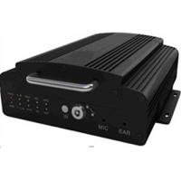 Buy cheap 4CH HDD&SD card vehicle DVR for bus security from wholesalers