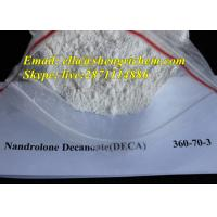 Buy cheap Good Performance And Stability Nandrolone Decanoate White Steroids Powder CAS360703 from wholesalers