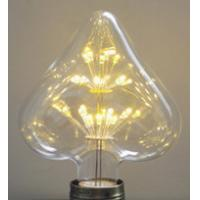 Buy cheap High Lumen Star Vintage Decorative LED Bulbs 1.8 W 20000 Hours from wholesalers