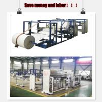 Buy cheap China Supplier Fabric Hot Cutting Machine Automatic  with Big Circular Cutting from wholesalers