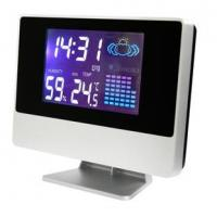 Buy cheap Temperature Display in ℃/F Digital Thermometers BY-3409 with Alarm and Snooze product