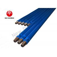 Buy cheap Professional Reverse Circulation Drill Pipe / Alloy Steel Drill Rod For Well Drilling from wholesalers
