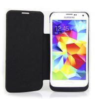 Buy cheap High Quality Mobile Phone Power Case Cover Battery Case for Samsung Glalaxy S5 3800mAh from wholesalers