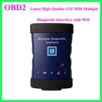 Buy cheap Latest High Quality GM MDI Multiple Diagnostic Interface with Wifi from wholesalers