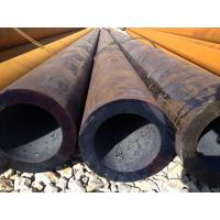 Buy cheap 0.6-60MM ISO EFW Seamless Steel Pipes Varlish Cold Rolled for Culvert from wholesalers