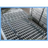 Buy cheap Serrated Welded Steel Bar Wire Mesh GratingGalvanized Step Floorings Application from wholesalers