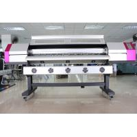 Buy cheap Advertising KT Board Solvent Ink Printers With Double Epson DX5 Head from wholesalers