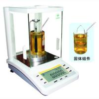 Buy cheap FA/JA-J series Electronic laboratory LCD densitometer / specific gravity analytic balance from wholesalers