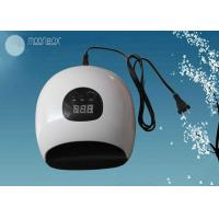 Buy cheap Moonbox 1 50w LED  Nail Dryer 28 Leds Nail Dryer Curing Nail gel Nail Polish Tools Red Blue Light from wholesalers