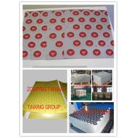 Buy cheap 8011 prined aluminium sheet for  wine caps from wholesalers