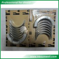 Buy cheap ISBe ISDe QSB Crankshaft Main Bearing 4955352 For Diesel Engine Multi Size from wholesalers