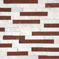 Buy cheap Good quality Contrast Color Cultural Stone Wall For Interior Wall  from China export by factory directly product
