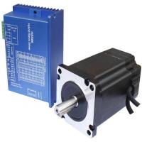Buy cheap 86HSE4N-BC38 NEMA34 86mm Closed Loop Stepper Motor Hybrid Type from wholesalers