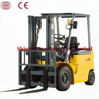 Buy cheap 1.8Ton Electric Forklift Truck CPD18 AC System With 1750kg Load Capacity from wholesalers