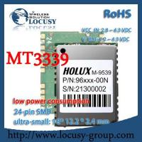 Buy cheap MTK3339 ultra-small GPS Module HOLUX GPS Module M-9539 from wholesalers