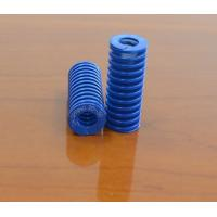 Buy cheap Blue  mold springs DL25-65 , Material of SWOSC-V  ,  Heavy compression , light compression from Wholesalers