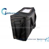 Buy cheap Automated Teller Machine Components Black Cassette Bag With Four Cassette from wholesalers