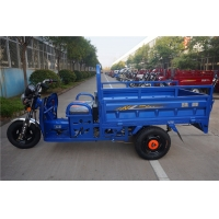 Buy cheap Carry Elderly Mobility Small Open Load 1t Gasoline Tricycle from wholesalers
