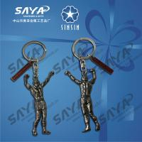 Buy cheap US Philadelphia metal souvenir keychain,metal keyring from wholesalers