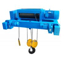 Buy cheap Double Girder Electric Wrie Rope Hoist , 16 Ton 30m Height from wholesalers