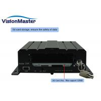 Buy cheap DC8~36V 4 Channel Mobile Dvr , 2TB HDD 4G WIFI Mobile Dvr Recorder For Taxi Bus product