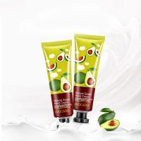 Buy cheap Avocado Extract Hydrating Hand Cream Reducing Fine Lines / Wrinkles / Age Spots from wholesalers