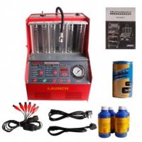 Buy cheap LAUNCH CNC-602A Fuel Injector Cleaner Machine & Tester 220V - Ultrasonic Cleaning from wholesalers