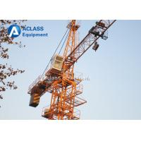 Buy cheap 10 ton Topkit Tower Crane QTZ Serise Lifting Equipment with 2*2*3m Mast from wholesalers