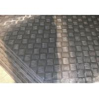 Buy cheap Anti Skidding Bright Finish Aluminum Tread Plate For Building Plate / Sheet from wholesalers
