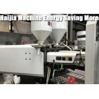 Buy cheap Double Color Injection Molding Machine , Plastic Comb Making Machine 4.5t Weight from wholesalers