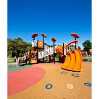Buy cheap Pour In Place Playground Surface Materials Pressure Resistant Easy To Install from wholesalers