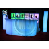 Buy cheap Christmas use Outdoor Decorative Straight Plastic LED Light Bar Counter from wholesalers