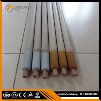 China supply low ppm oxygen probe heads/tips for steel mill