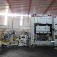 Buy cheap Coal Sheet Automatic NC Feeder / Metal Coil Processing Equipment from wholesalers