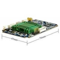 Buy cheap SK-512  SD H.264 CVBS  wireless video transmitter module for UAV system (can customized low latency version) from wholesalers