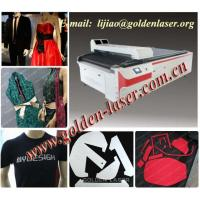 Buy cheap Clothes/Garment/Apparel Laser Cutting Machine Price from wholesalers