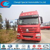 Buy cheap HOWO Synchronous Chip Seal Truck howo low price asphalt distribution truck from wholesalers