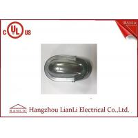Buy cheap Threaded Indoor / Outside Electrical Conduit With Aluminum Die Casting , 1/2-4 Match from wholesalers