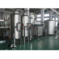 Buy cheap Mineral Water Treatment Plant / Drinking Water Purification Equipment /Water Treatment System from wholesalers