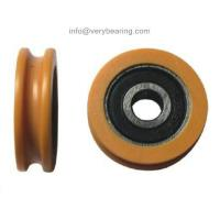 Buy cheap 626-U ZZ Adjustable Nylon sliding pulley roller,non-standard furniture bearings from wholesalers
