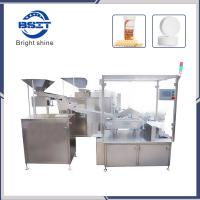 Buy cheap food health Effervescent Tablet  into PP tube filling machine (BSP40A) from wholesalers