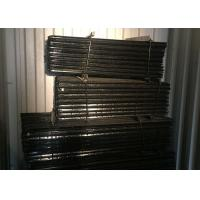 Buy cheap Black Steel Y Post & Star Picket With Holes For Cattle Fence , Australia Style from wholesalers