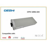 Buy cheap Cisco Compatible Duplex LC 1310nm 10km CFP2 100G LR4 for Wide Area Network (WAN) from wholesalers
