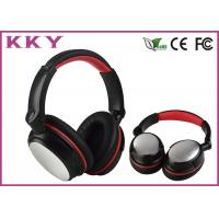 Buy cheap Over Ear / Headband Style Noise Cancellation Headphones 108dB Supports 2 Driven from wholesalers