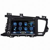 Buy cheap Car DVD Player for Kia Optima, 8-inch HD Monitor from wholesalers