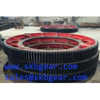 Buy cheap Rolling mill reducer bevel gear set,reducer bevel gear,bevel gear machining,bevel gear custom ODM&OEM from wholesalers