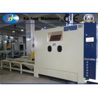 Buy cheap Heavy Duty Work Car Automatic Sandblasting Machine 1200*1200*1950mm Dimension product