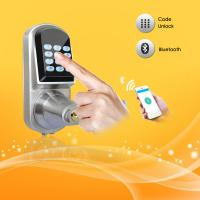 Buy cheap APP Control Wireless Password Door Lock Bluetooth Open Freely and Safely from wholesalers
