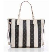 Buy cheap Lady's Oxidizing Leather Trimming LV Monogram Handbags Neverfull MM for Spring 2012 from wholesalers