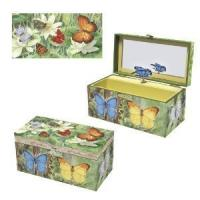 Buy cheap 2013 cretive gift,Butterflies Music Box from wholesalers